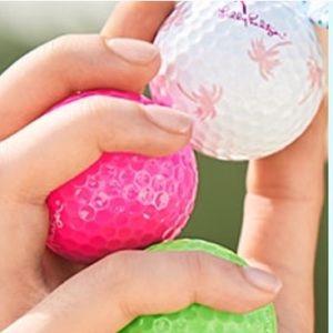 Lilly Pulitzer Golf Balls